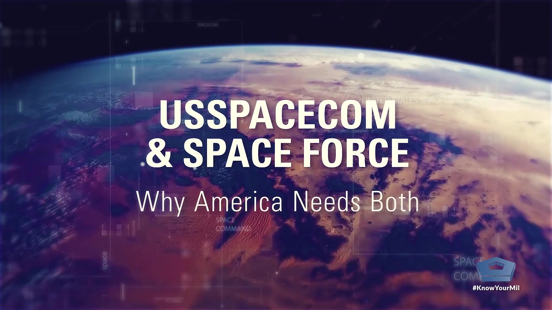 US Space Command was activated 29 AUG 2019, becoming the nation's 11th combatant command. In addition to discussing the command's mission, this video highlights the foundational differences between a military branch and a combatant command. The establishment of US Space Command aims to enhance the nation's space superiority and protect and defend US interests in space.