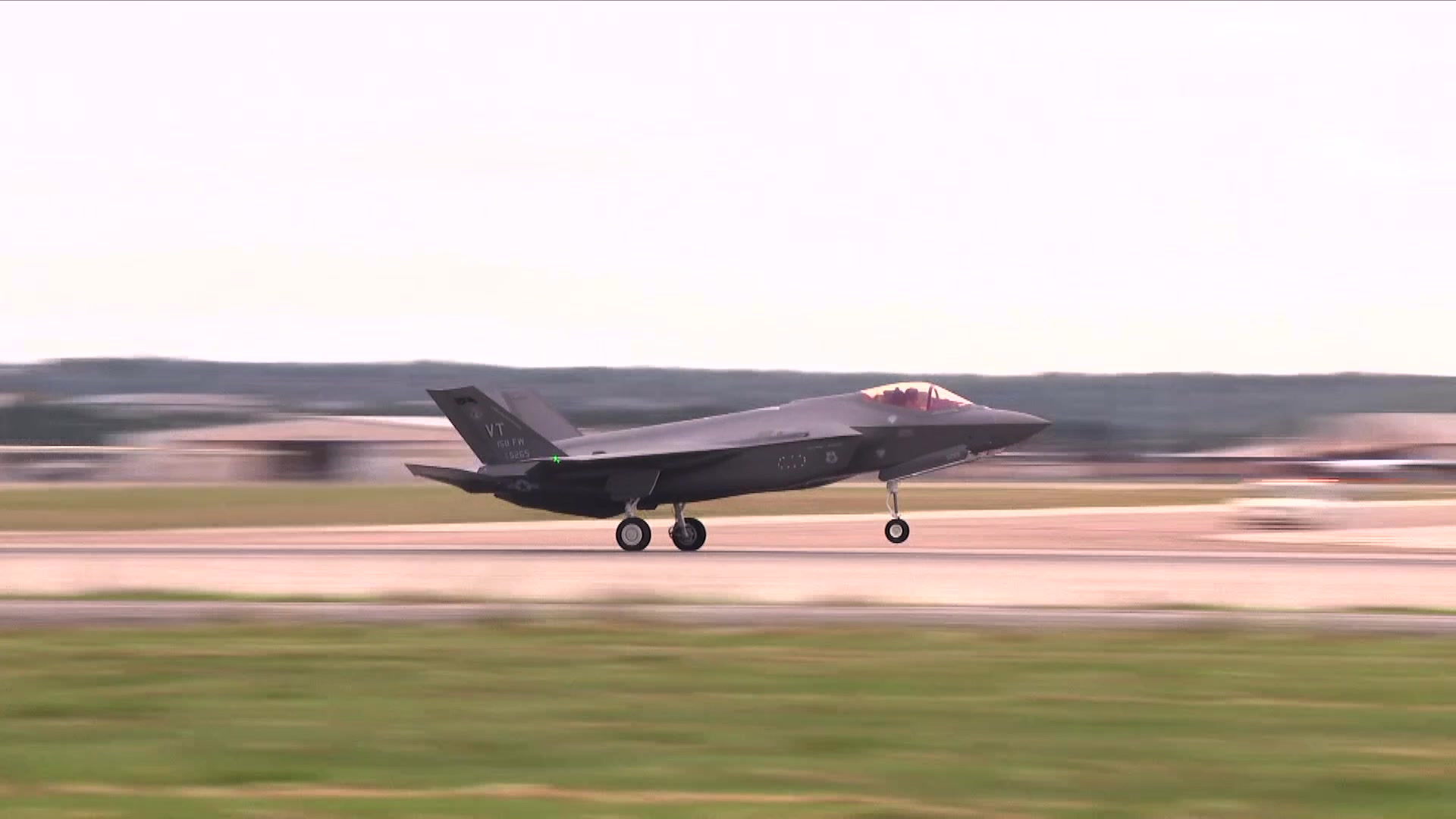 Come along for the ride with Lt. Colonels Nathan Graber and Anthony Marek as they fly home from Texas to Vermont with the first two F-35s in the Air National Guard.