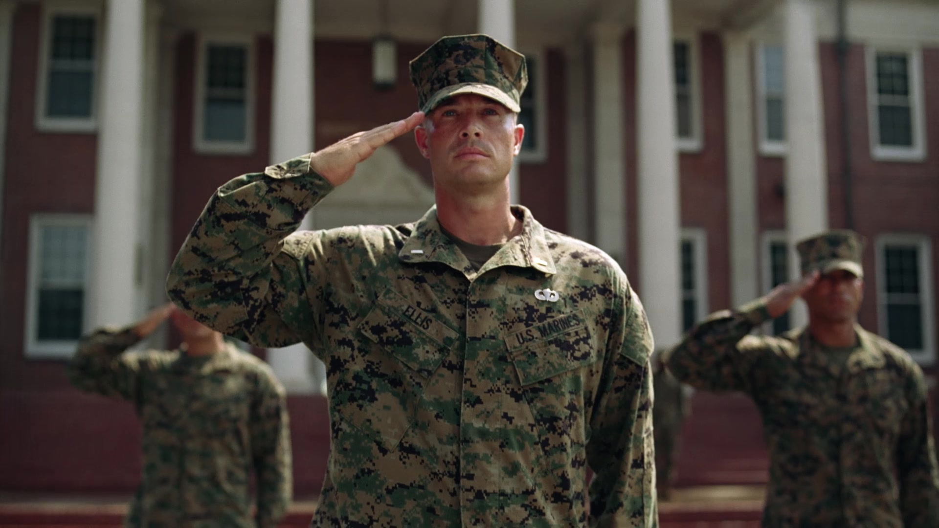 The Marine Corps plays an integral role in the National Defense Strategy. Its training, capabilities and global presence ensure that the Navy-Marine Corps team remains an expeditionary force-in-readiness when responding to crises, creating decision space or winning battles. (U.S. Marine Corps video Courtesy of Marine Corps Recruiting Command)