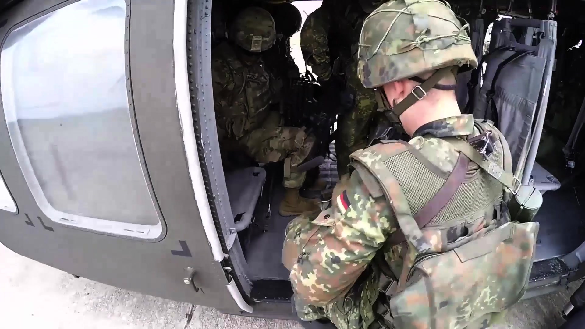 U.S. Army Europe: mobile and lethal