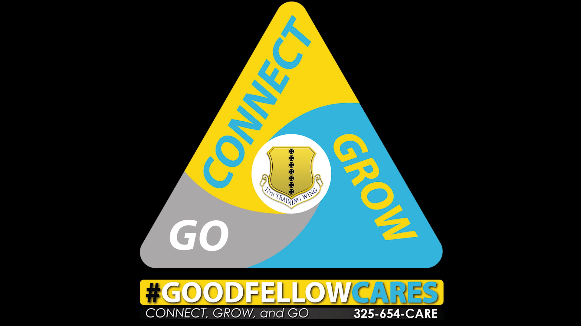 Goodfellow AFB has an abundance of resources for individuals experiencing distress. If you need help, call (325)-654-CARE.
