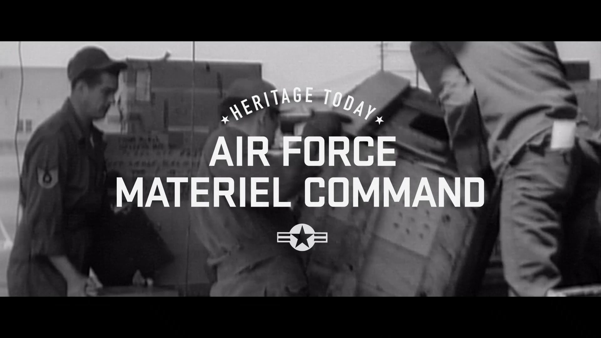 Air Force Materiel Command has been changing the nature of war for over 70 years. From lasers to razors the Air Force Materiel Command does it's wartime mission every day. Video voiced by Master Sgt. James Mackay.