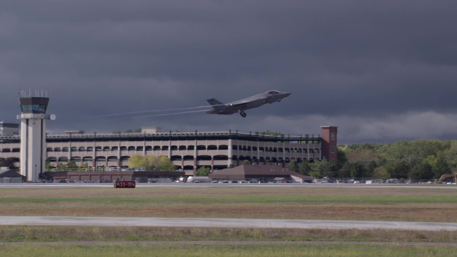 Video of the first Air National Guard unit to receive the F-35 Lightning II.