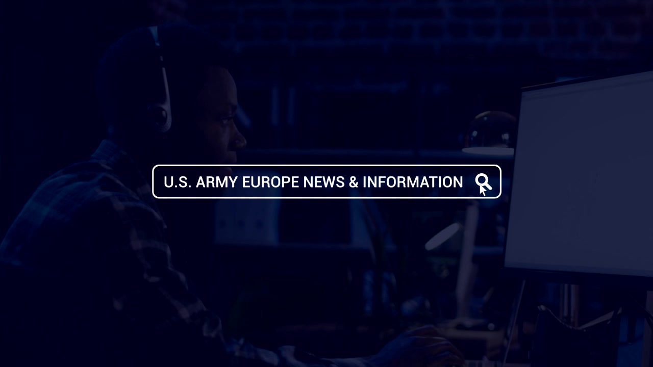 U.S. Army Europe Website