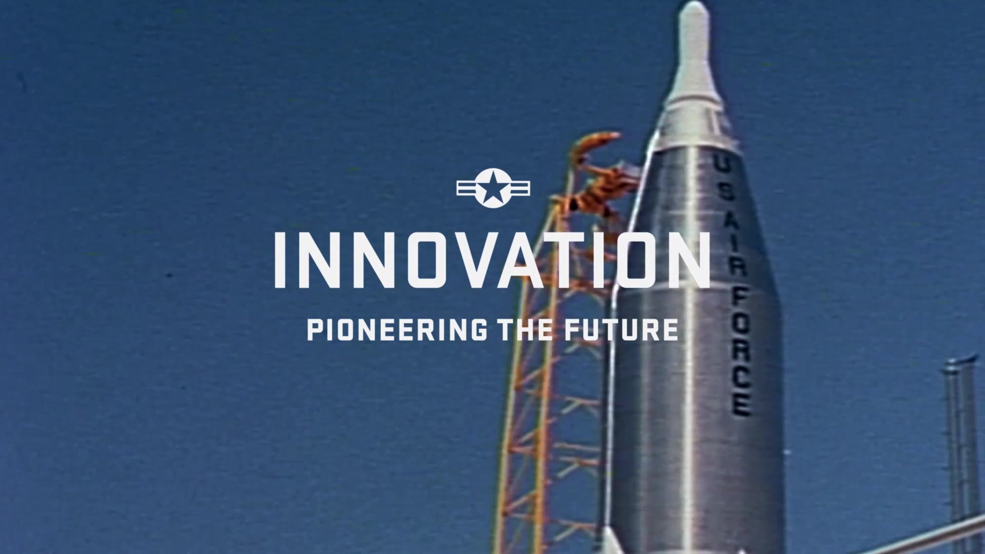 Video of Air Force Innovation Heritage