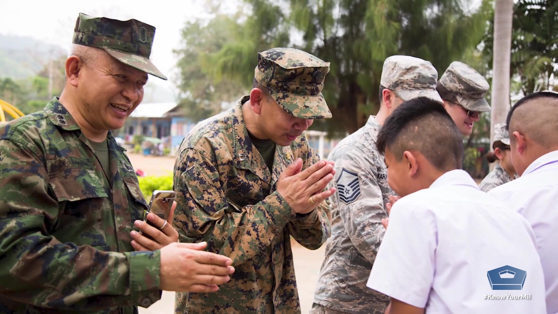 A former Buddhist monk reflects on Buddhism, becoming a Navy chaplain, and how his experiences guide the spiritual leadership he provides to sailors across the United States Navy.   Video by Army Specialist Christian Brailey