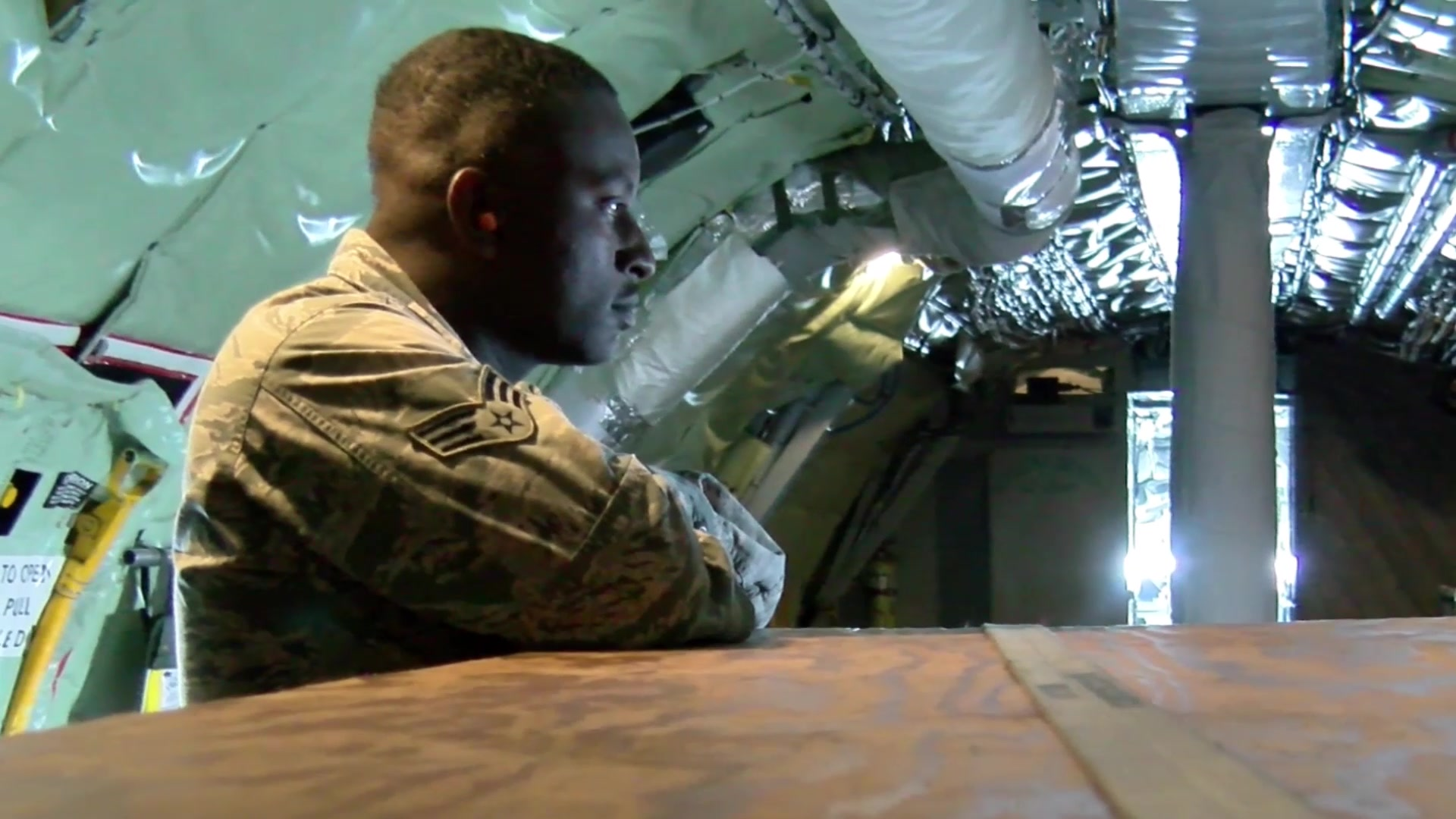 During this Thanksgiving, airmen and civilian alike have an opportunity to donate their time and effort from assisting in shelters to helping at food pantries. However, Senior Airman Reginald Green from the 916 Aerospace Medicine Squadron, a civilian barber, has a heartwarming story of perseverance and giving back throughout the homeless community.    (U.S. Air Force Video by Tech. Sgt. Michael McGhee)