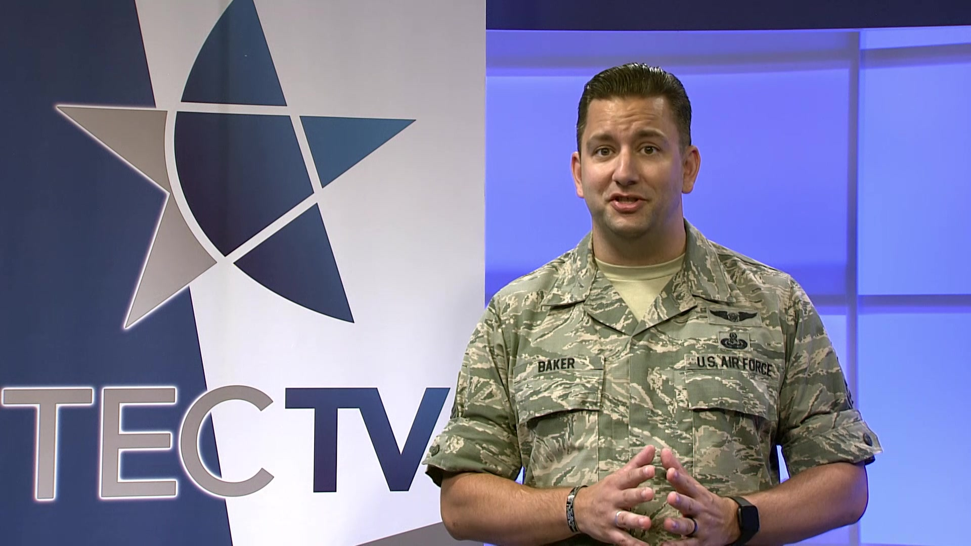 A brief video highlighting the benefits of the CCAF Degree program.  It features MSgt Thomas Baker offering a few reasons why you should complete your CCAF.