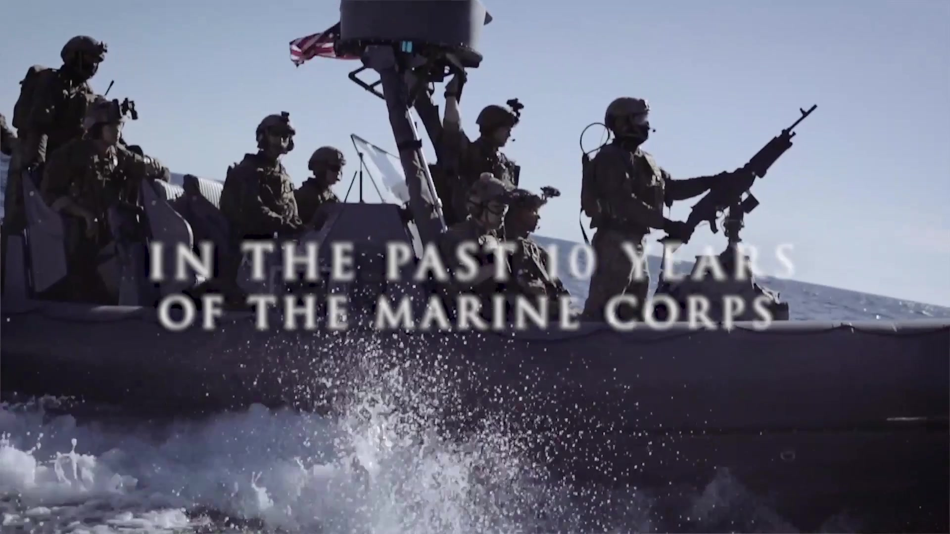 A look at some of the events that defined in the Marine Corps in the 2010s.
