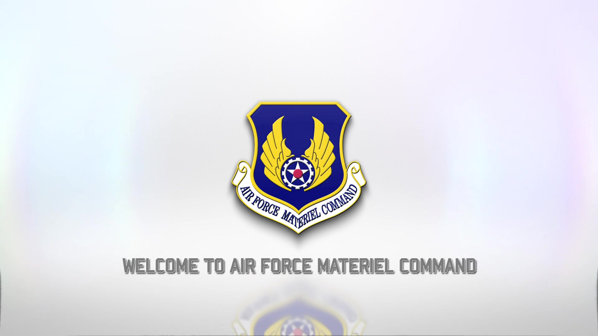 Gen. Arnold W. Bunch Jr., Commander, Air Force Materiel Command, welcomes new employees to the command.  AFMC delivers war-winning expeditionary capabilities to the warfighter through development and transition of technology, professional acquisition management, exacting test and evaluation, and world-class sustainment of all Air Force weapon systems. (U.S. Air Force video by Ryan Law)
