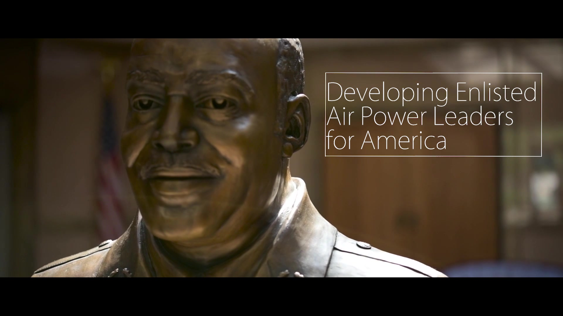 Air Force Enlisted Professional Military Education (EPME) is created and provided through the Thomas N. Barnes Center for Enlisted Education, named after the service's fourth Chief Master Sergeant of the Air Force, Thomas N. Barnes, the first African-American to attain the highest enlisted position in any branch of the U.S. Armed Forces.