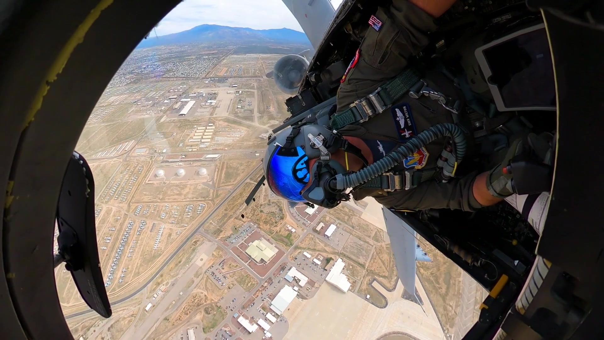 A video of the 2020 Heritage Flight training course