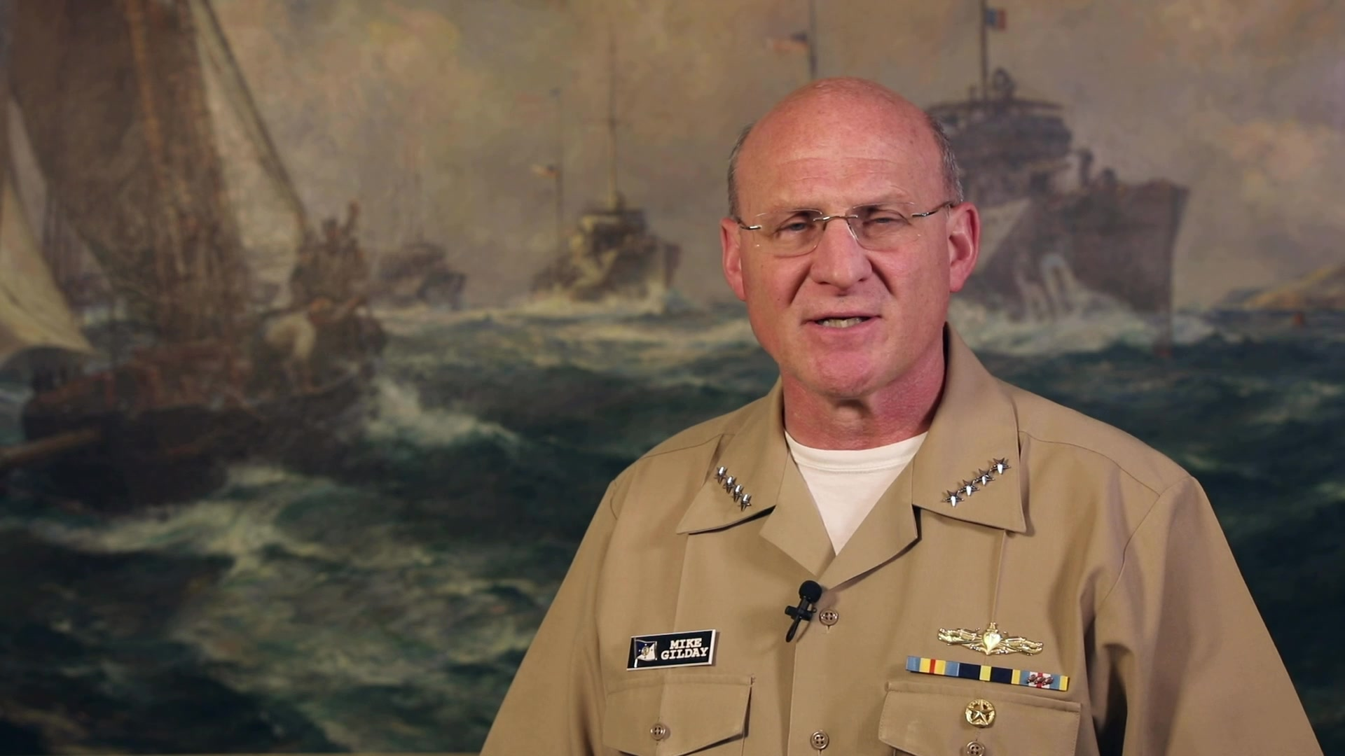 CNO and MCPON update the Navy with a message to the fleet regarding COVID-19, March 30, 2020.