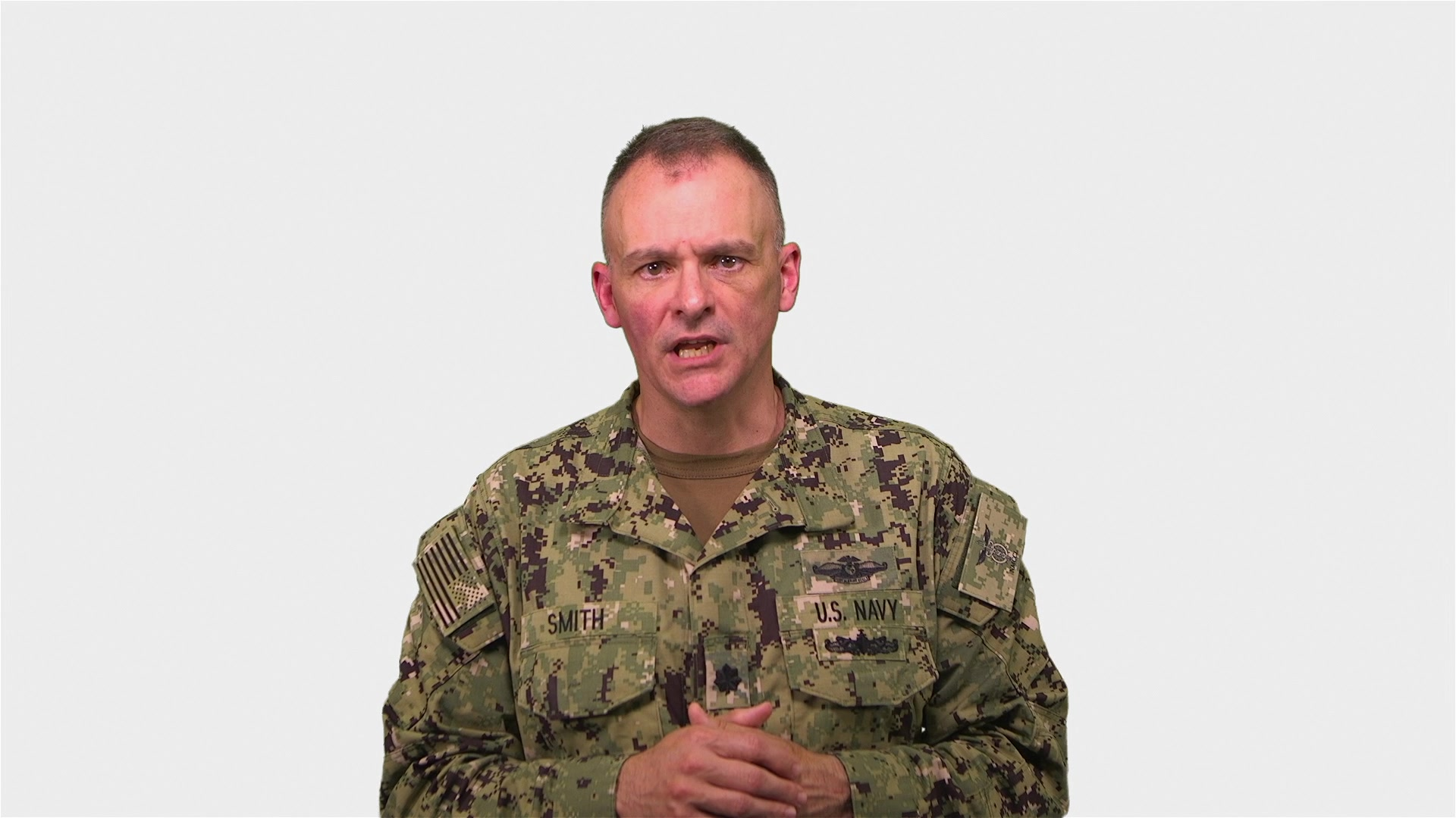 U.S. Navy Commander Wayne R. Smith, Public Health Emergency Officer for Marine Corps Installations East and Director of Medical Services for Naval Medical Center Camp Lejeune, shares information on the importance of social distancing, April 9, 2020. Cmdr. Smith discusses why social distancing is important, when you should observe social distancing, and how it helps prevent the virus. For more information, visit the Centers for Disease Control and Prevention website at http://www.cdc.gov/coronavirus. (U.S. Marine Corps video by Cpl. Alexia Lythos)