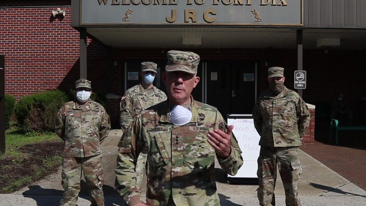 Lt. Gen. Charles D. Luckey, chief of Army Reserve and commanding general, U.S. Army Reserve Command, clarifies guidance on personal protective equipment and reinforces the importance of wearing PPE to protect our Soldiers and the future readiness of the Army.