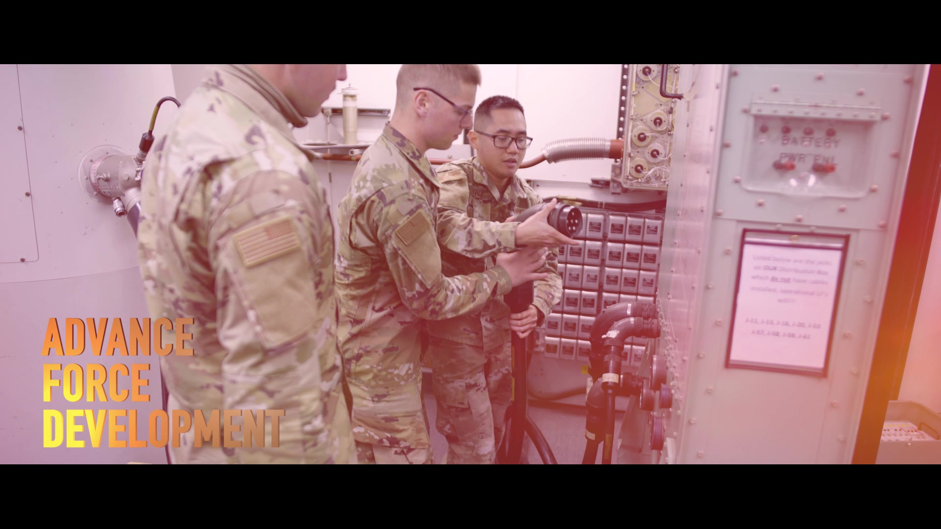A video showing the many facets of the AETC mission -- to Recruit, Train, and Educate Exceptional Airmen
