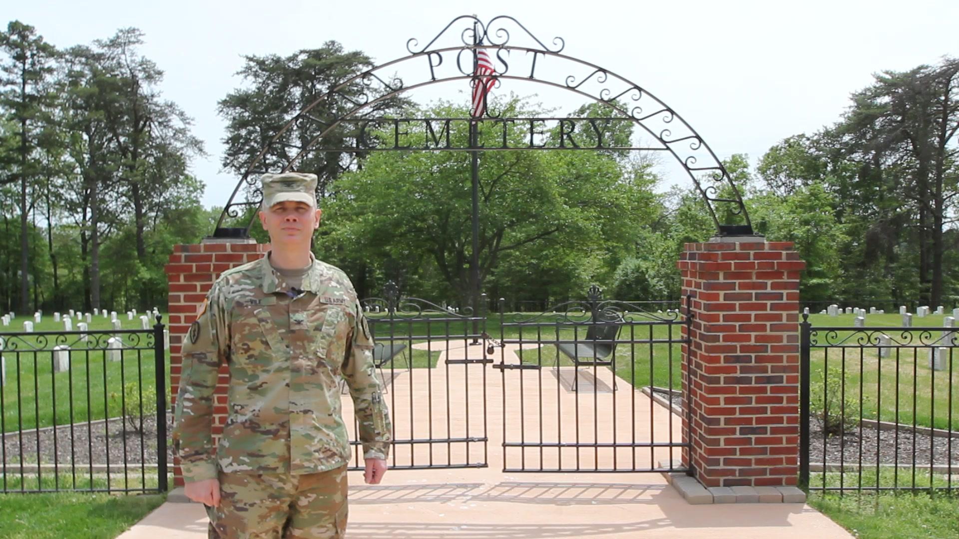 Dvids Video Col Brian Vile Commander Of The 780th Mi Brigade Cyber Memorial Day Message