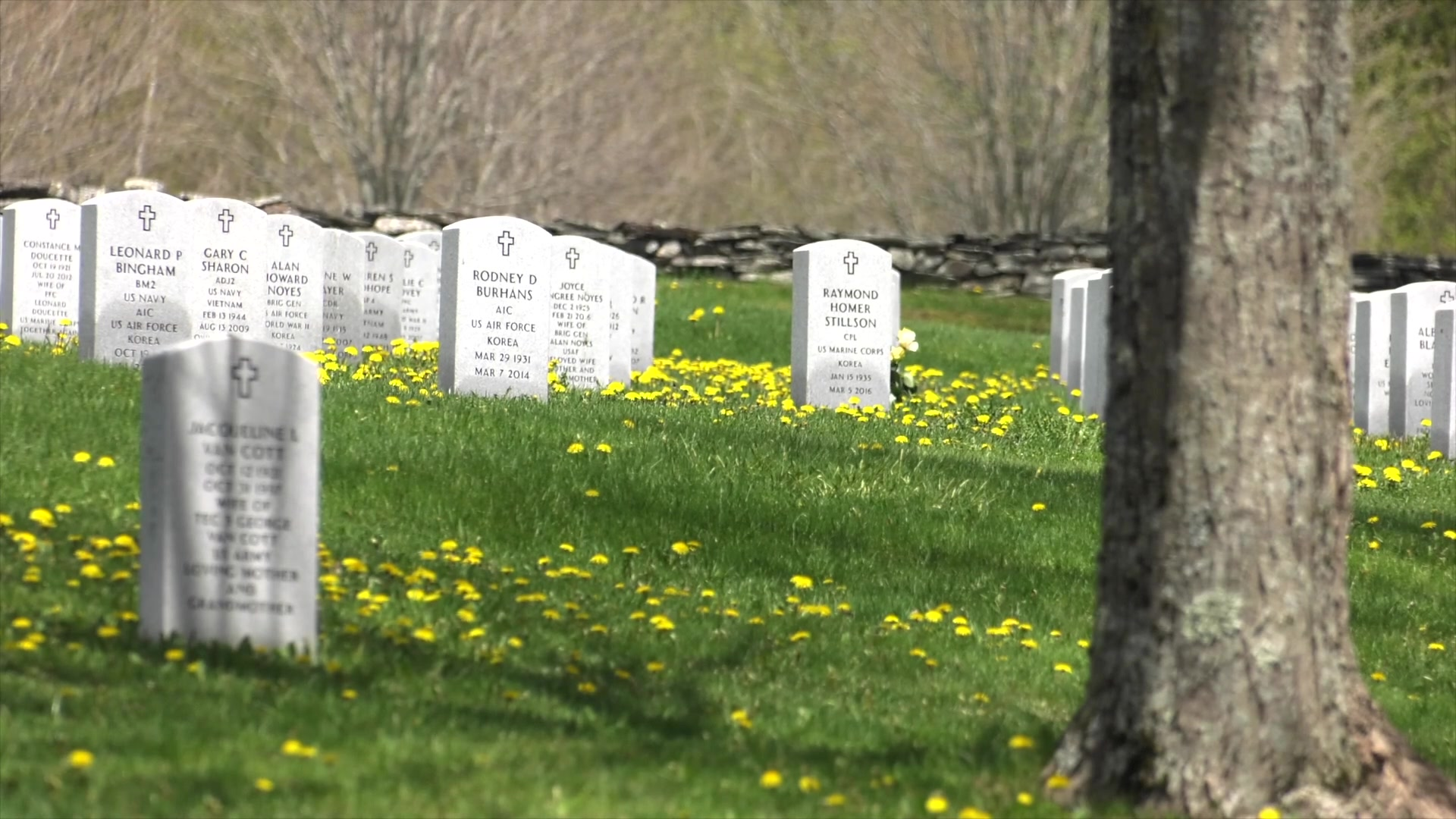 Senior leaders for the Vermont National Guard share thoughts about Memorial Day.