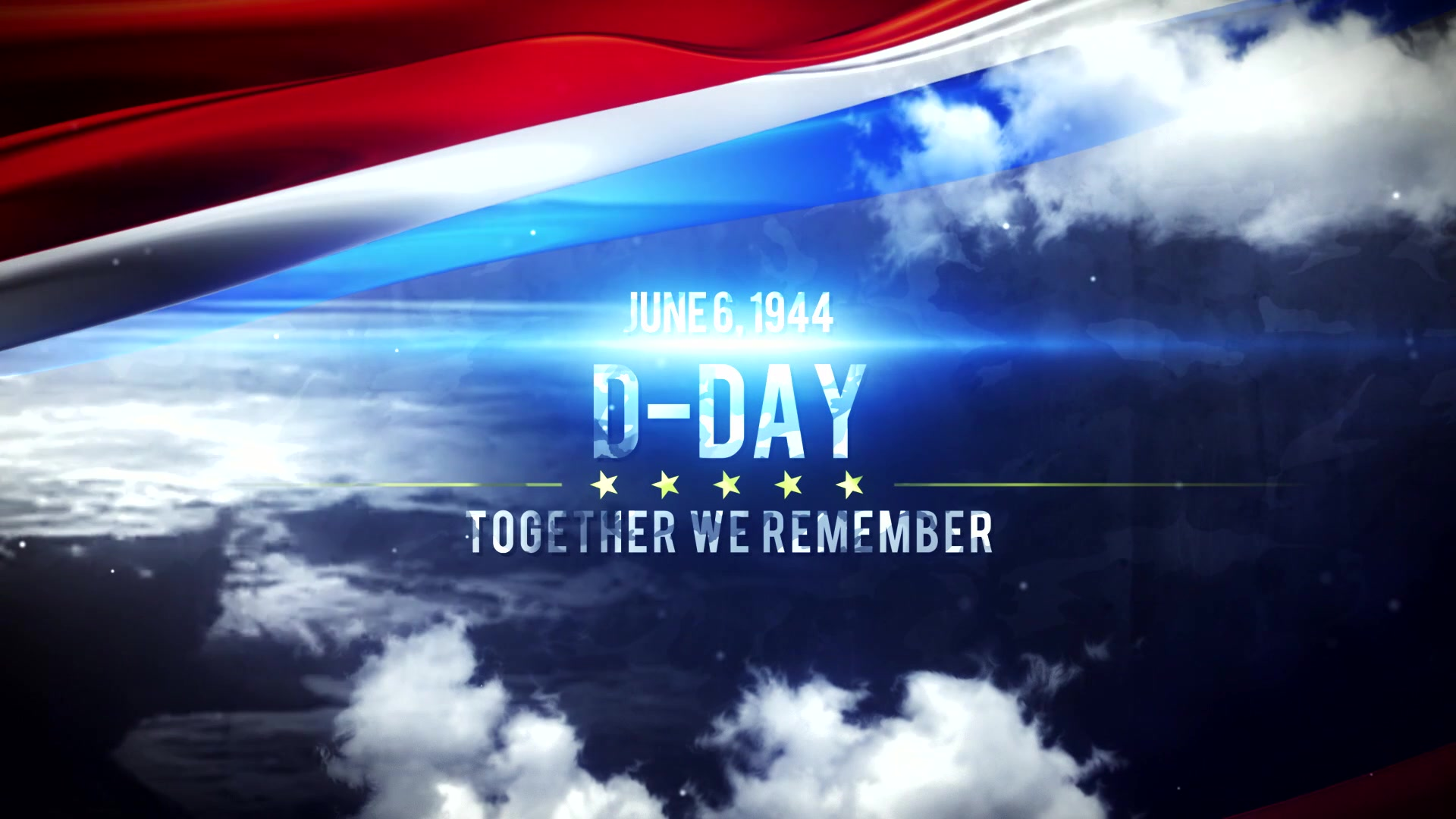 D-Day: Together We Remember