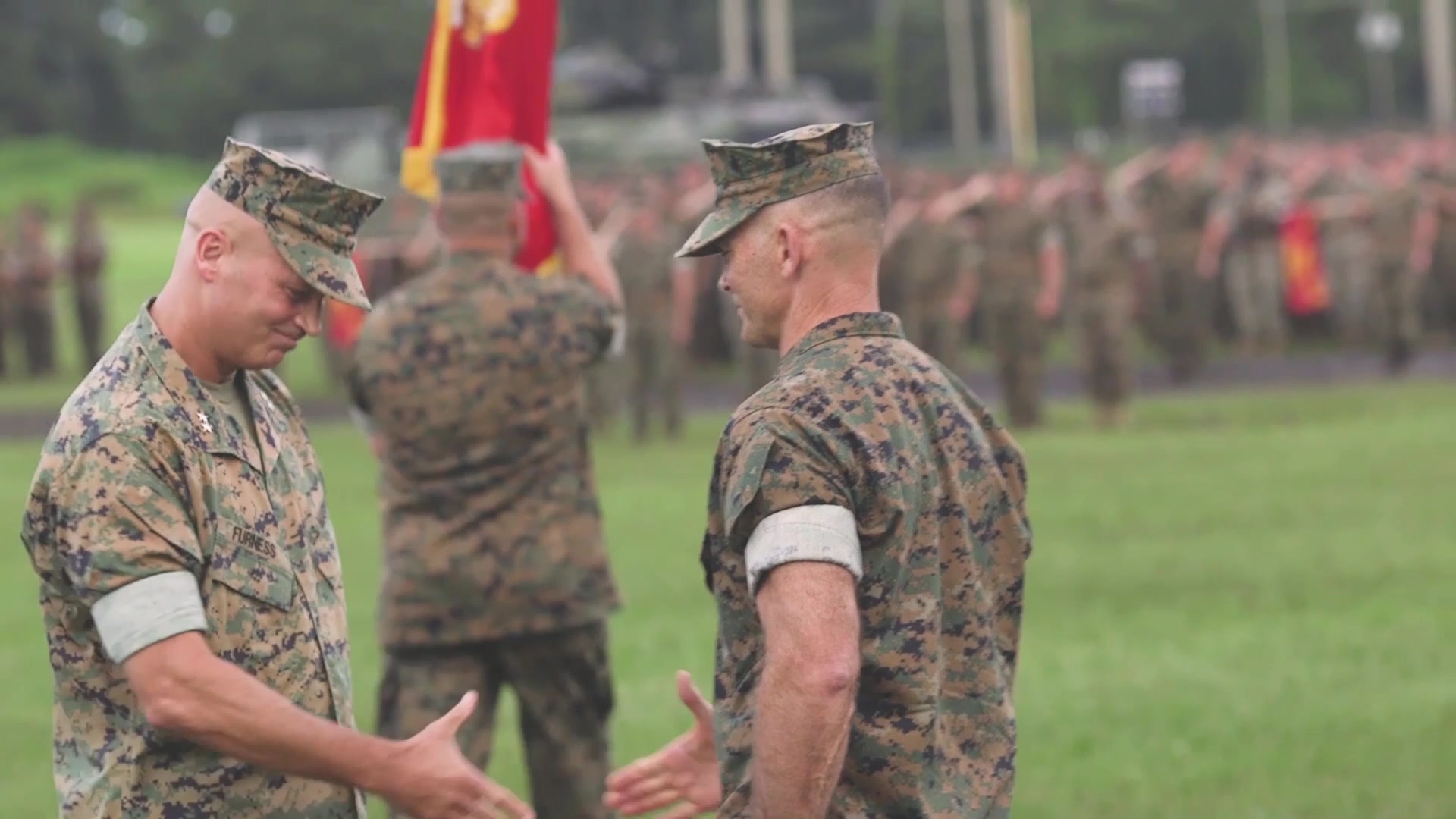 U.S. Marine Corps Major General David J. Furness, Commanding General of 2d Marine Division (MARDIV) reflects on his time at 2d MARDIV at Camp Lejeune, North Carolina, May 28, 2020. Reflections on Command is a video series of Furness' time as the 2d MARDIV CG, leading up to his Change of Command. (U.S. Marine Corps video by Lance Cpl. Sydney Smith)