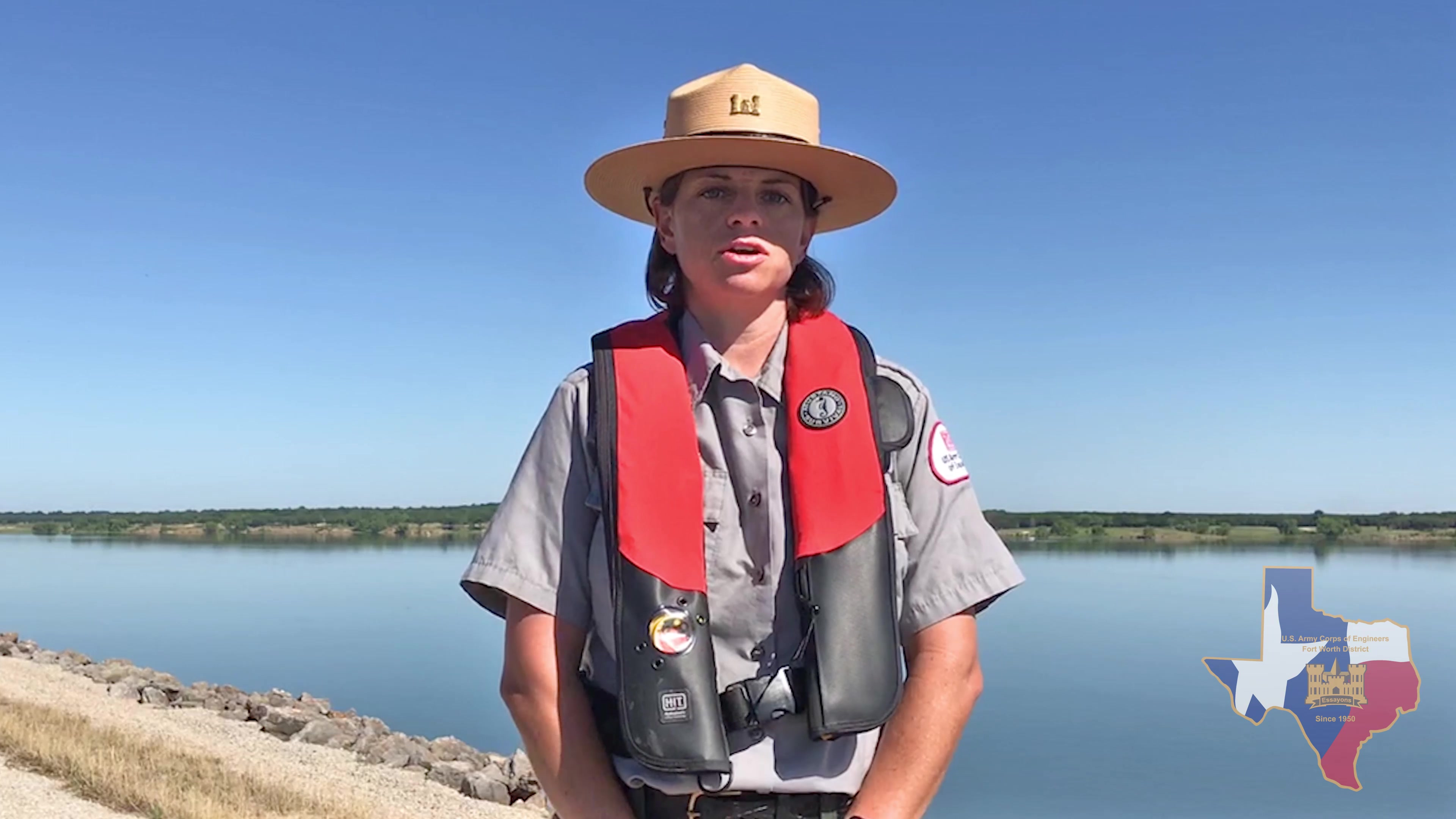 In this #watersafety video, Park Ranger Stephanie Jones from Proctor Lake teaches you about the five stages of drowning.