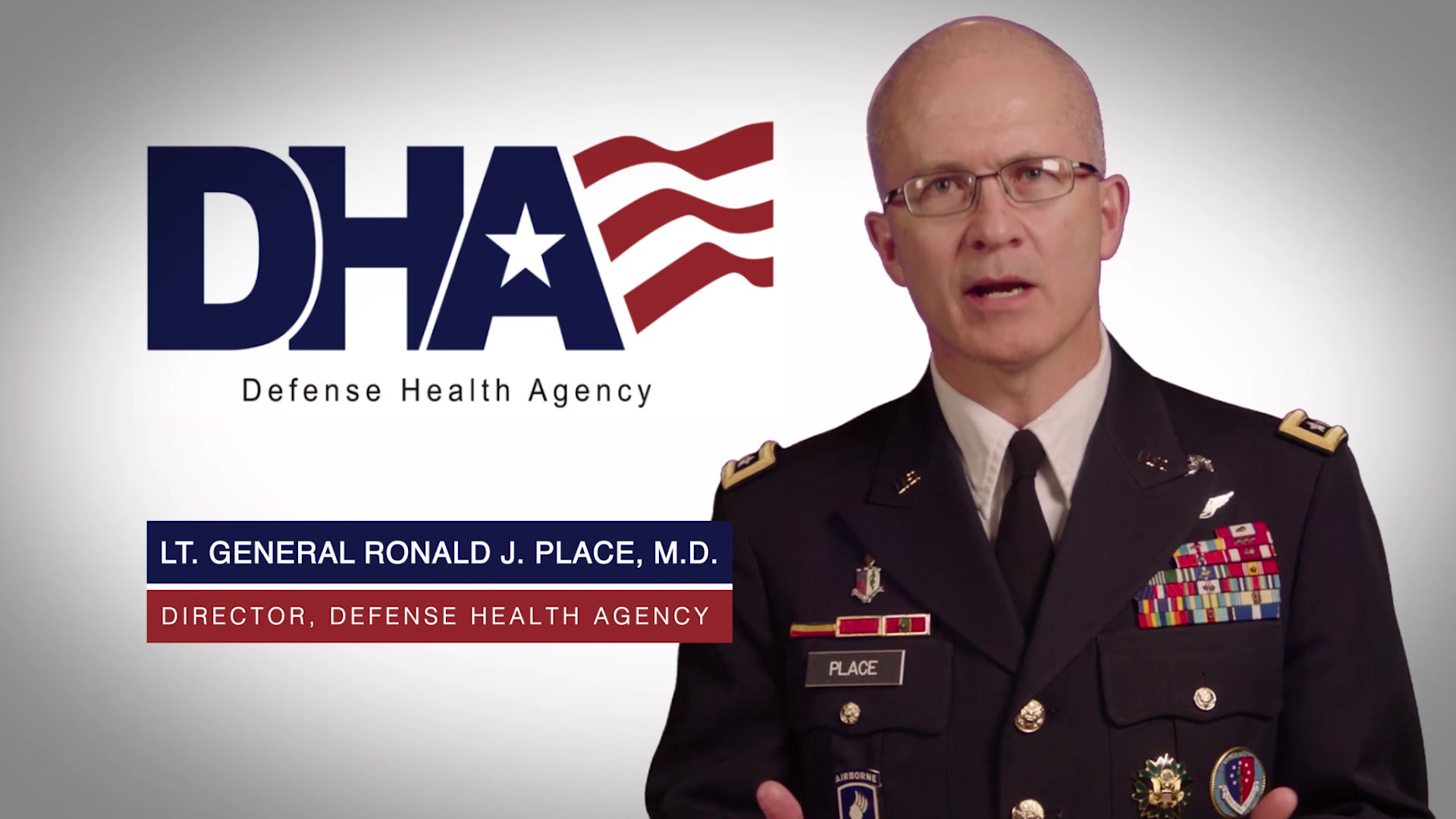 Lt. Gen Place asks servicemembers DoD wide to consider dontating plasma in the fight against COVID-19