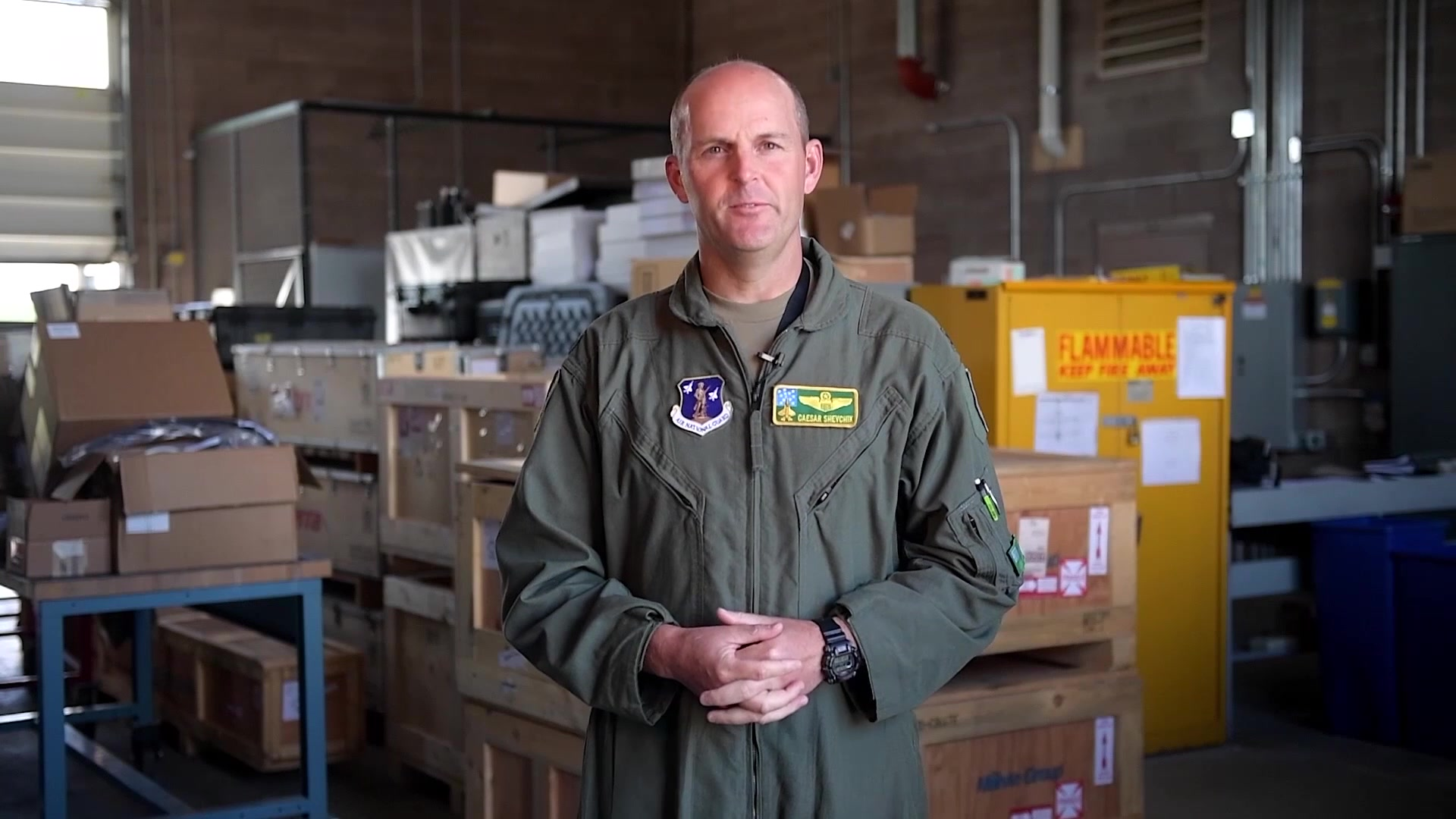 As the VTANG begins their first in person drill since COVID-19 restrictions, and we head out the door for Northern Lightening, please take a moment to listen to an important message from Col Shevchik.