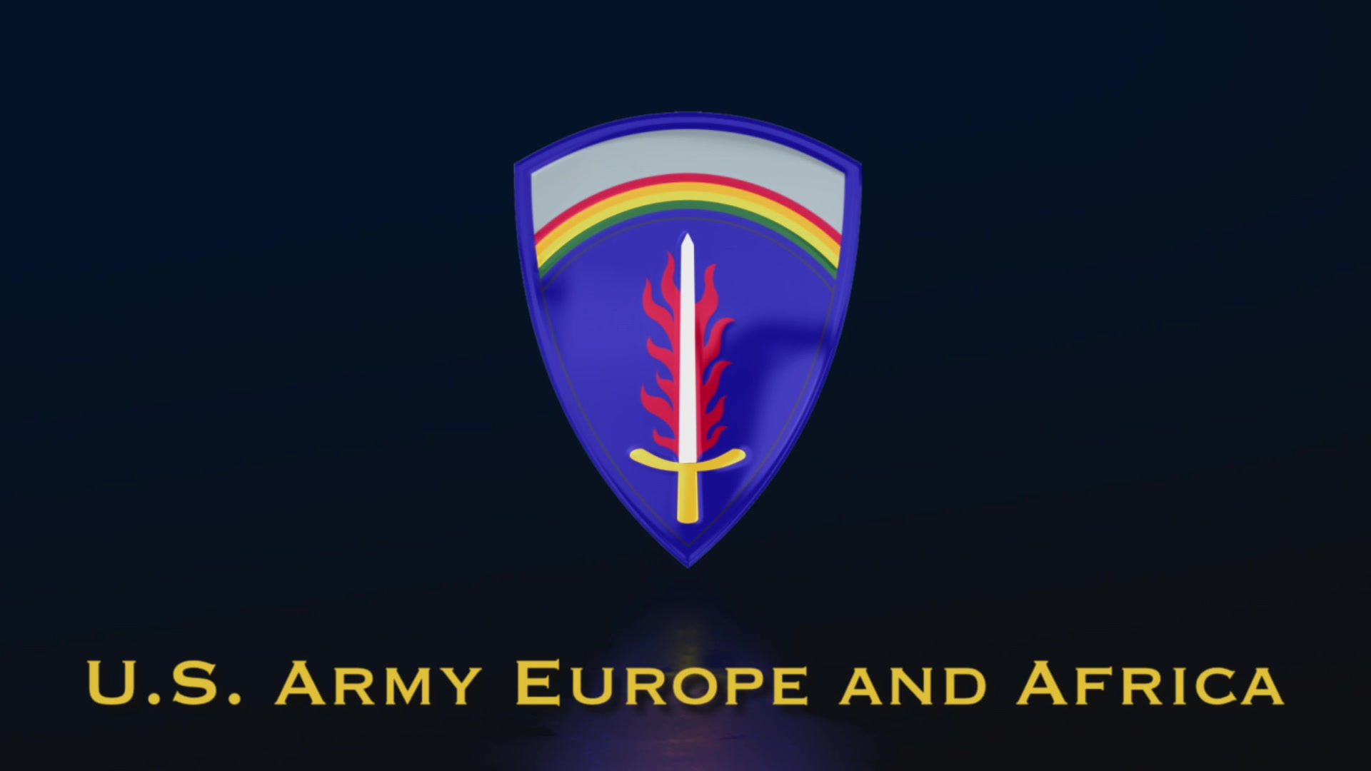 U.S. Army Europe and U.S. Army Africa Consolidation announcement