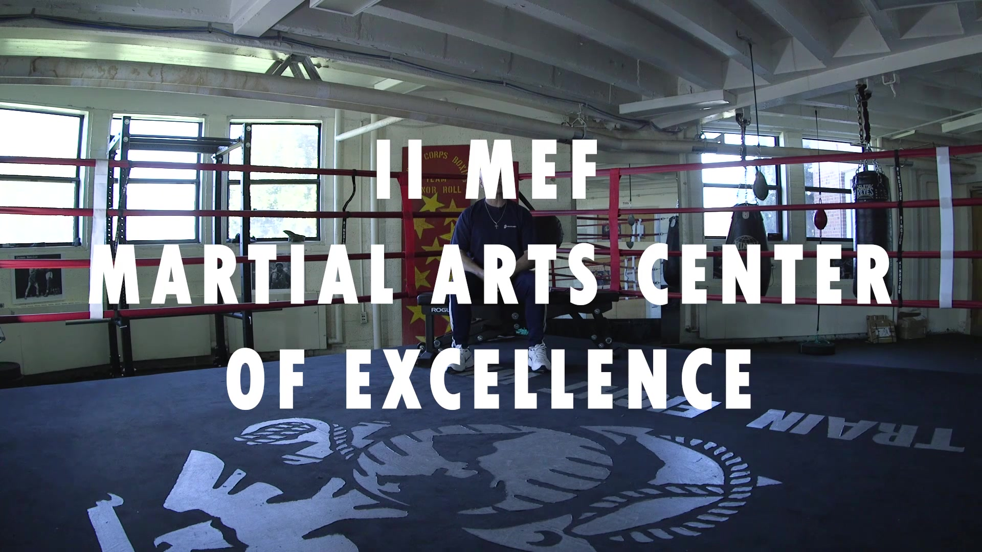 Joe Higgins and Chadrick Wigle, coaches with II Marine Expeditionary Force (MEF) Martial Arts Center of Excellence (MACE), Boxing program, explain the goals of the program and outline their expectations for their Marine boxing team. II MEF MACE is a combative training center for the Marines and Sailors stationed at Camp Lejeune. The Marines of II MEF come from all walks of life and each bring their own unique perspectives and talents to the boxing team; through focused discipline, high morals, mental and physical toughness, they prepare for victory. (U.S. Marine Corps video by Sgt. Isaac Cantrell)
