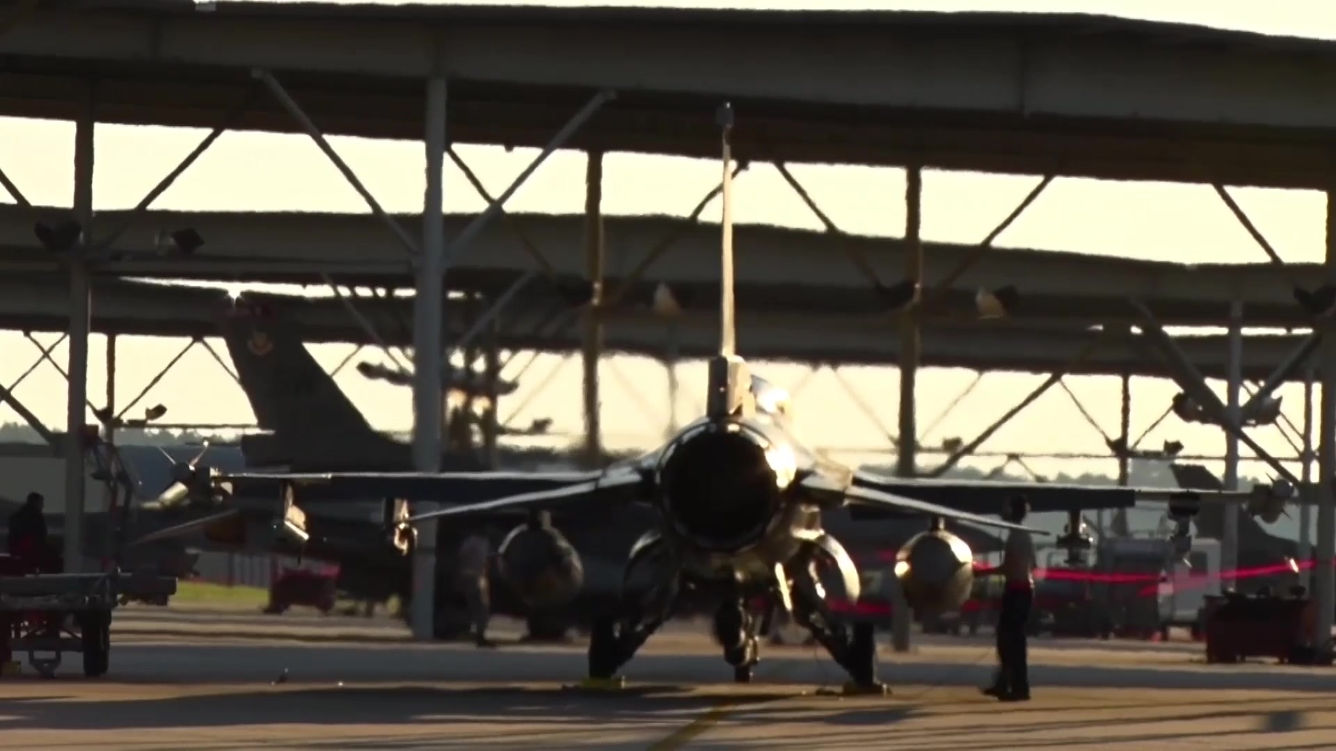 A video explaining the first 20th Fighter Wing line of effort:  weasel readiness.