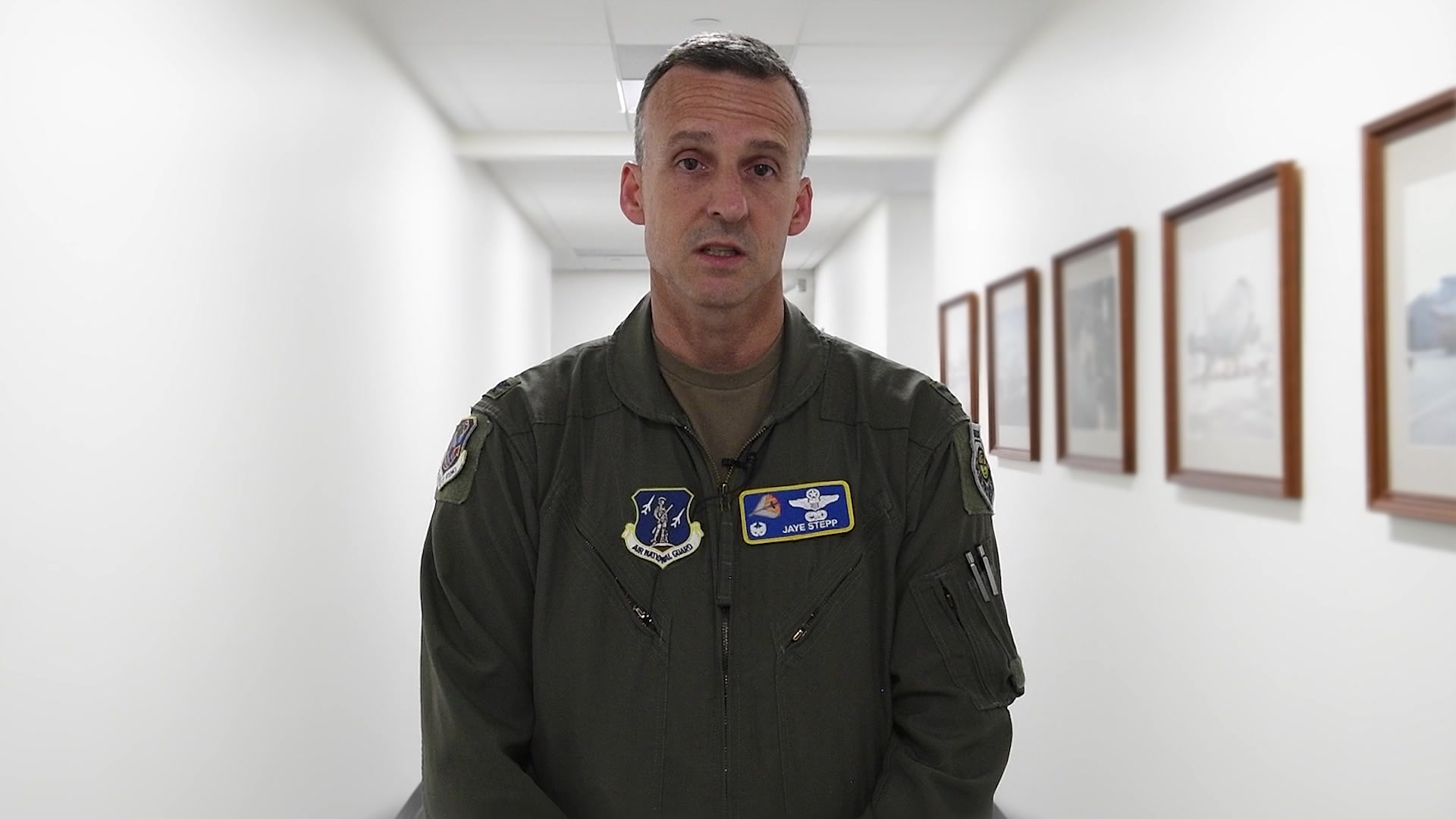 As part of the official Extremism stand down, the Commander of the 145th Airlift Wing has a recorded a message to the Wing on his and the Air Force's expectations going forward.