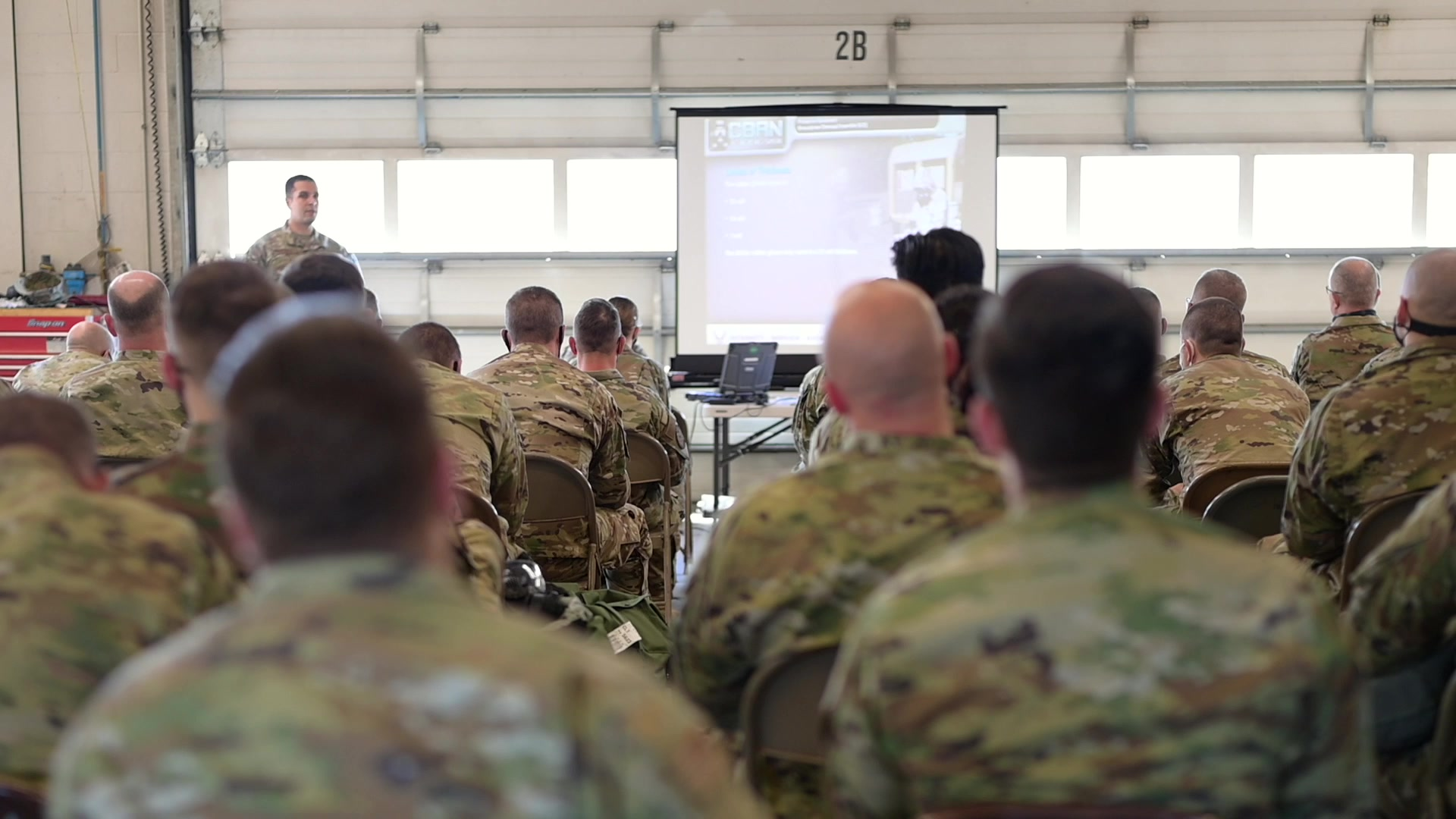 For this month's On Drill we highlight some members from the Vermont Air National Guard who participated in a readiness skills simulation training. This ensures these Green Mountain Boys are ready to go when the moment arises.