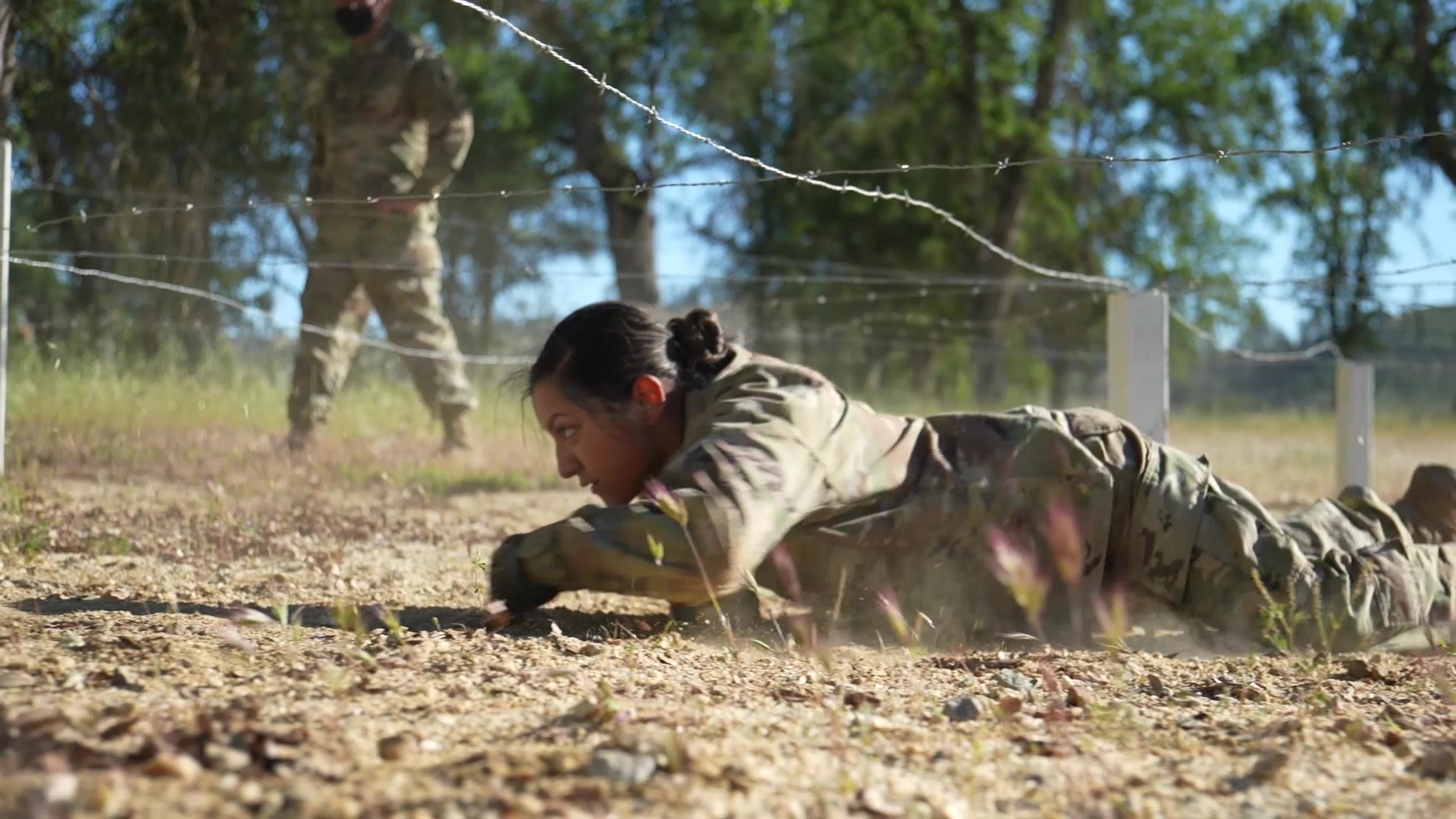 That's a wrap! Congrats to all of the competitors of the 2021 Best Warrior Competition! Enjoy a video recap of all your hard work.  WINNERS: Best NCO: Sgt. Gabriel O. Martinez, 334th QM CO Best Jr. Soldier: Spc. Logan M. Duvall, 334th QM CO Best Squad: 103rd ESC