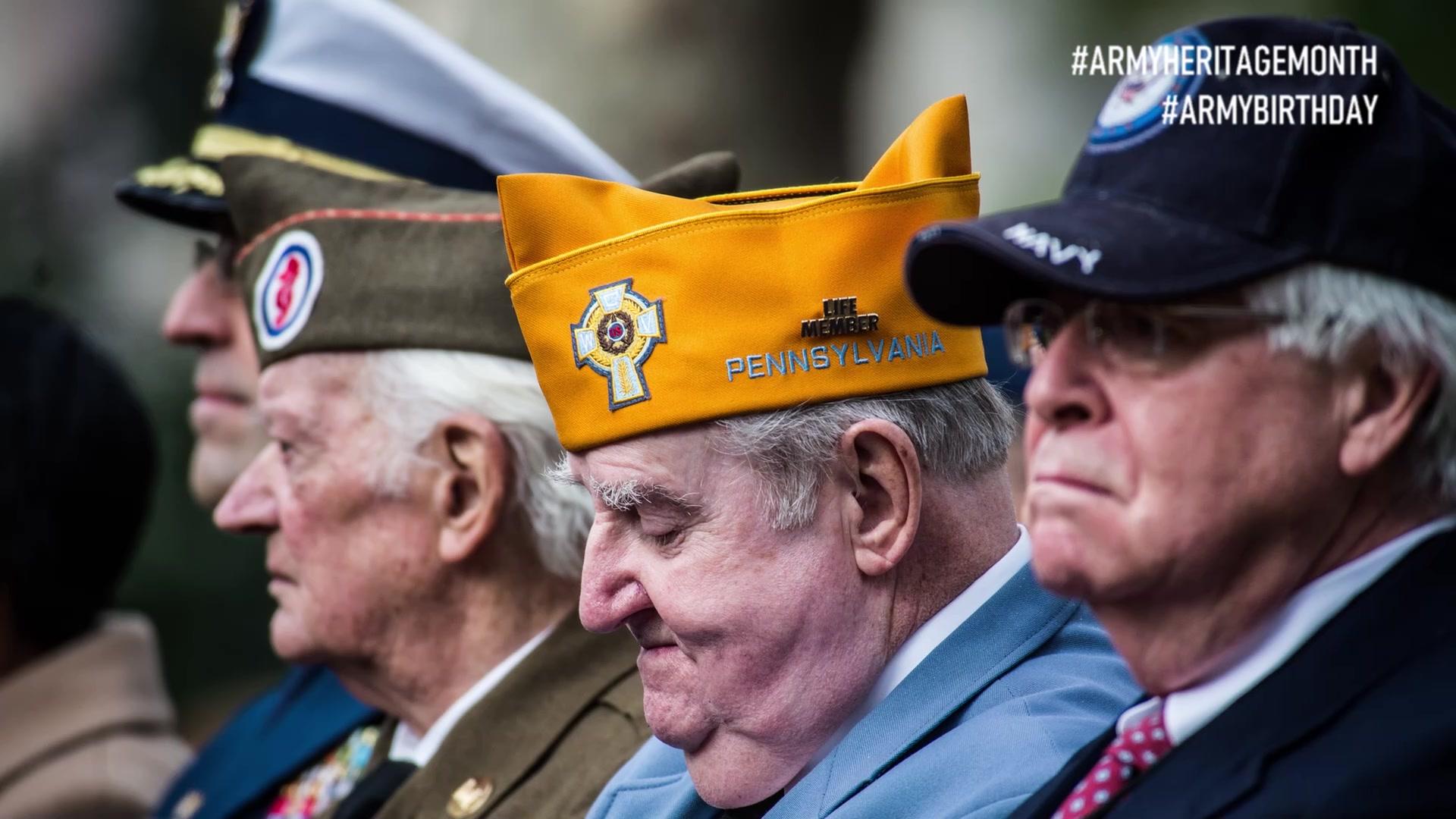Col. Vance J. Klosinski, U.S. Army Garrison Rheinland-Pfalz commander, talks about Army Heritage Month 2021.