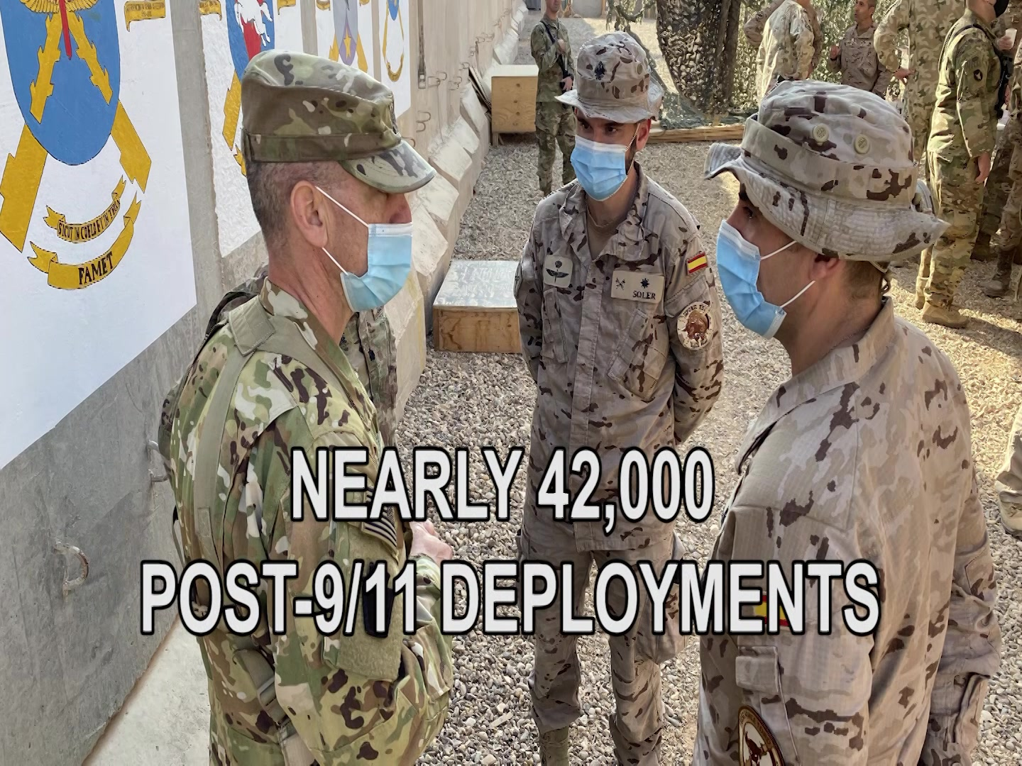 A highlight of the capabilities and accomplishments of the Pennsylvania Department of Military and Veterans Affairs through 2020.