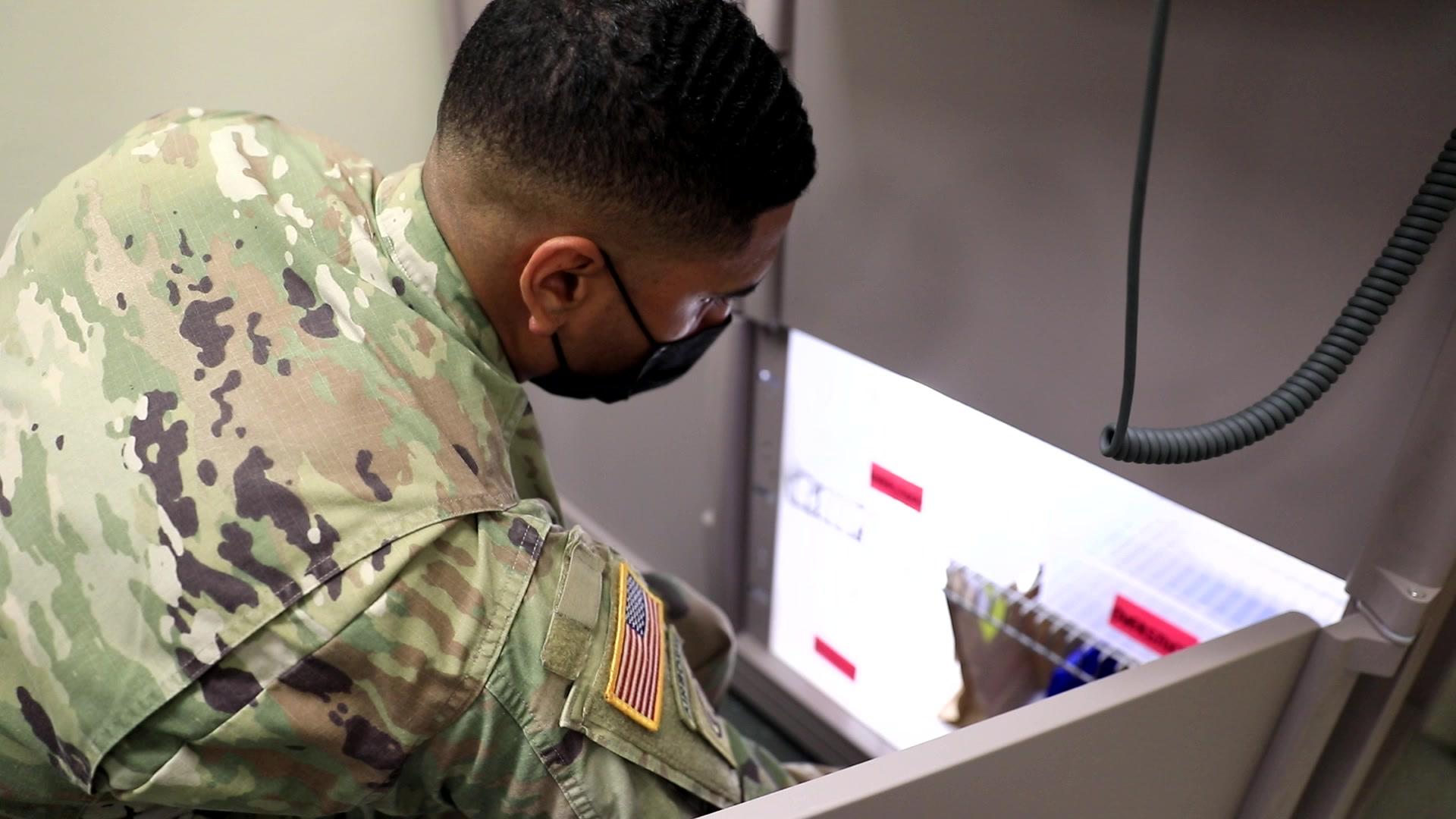 Soldier Story: U.S. Army Spc. Siary Williamson