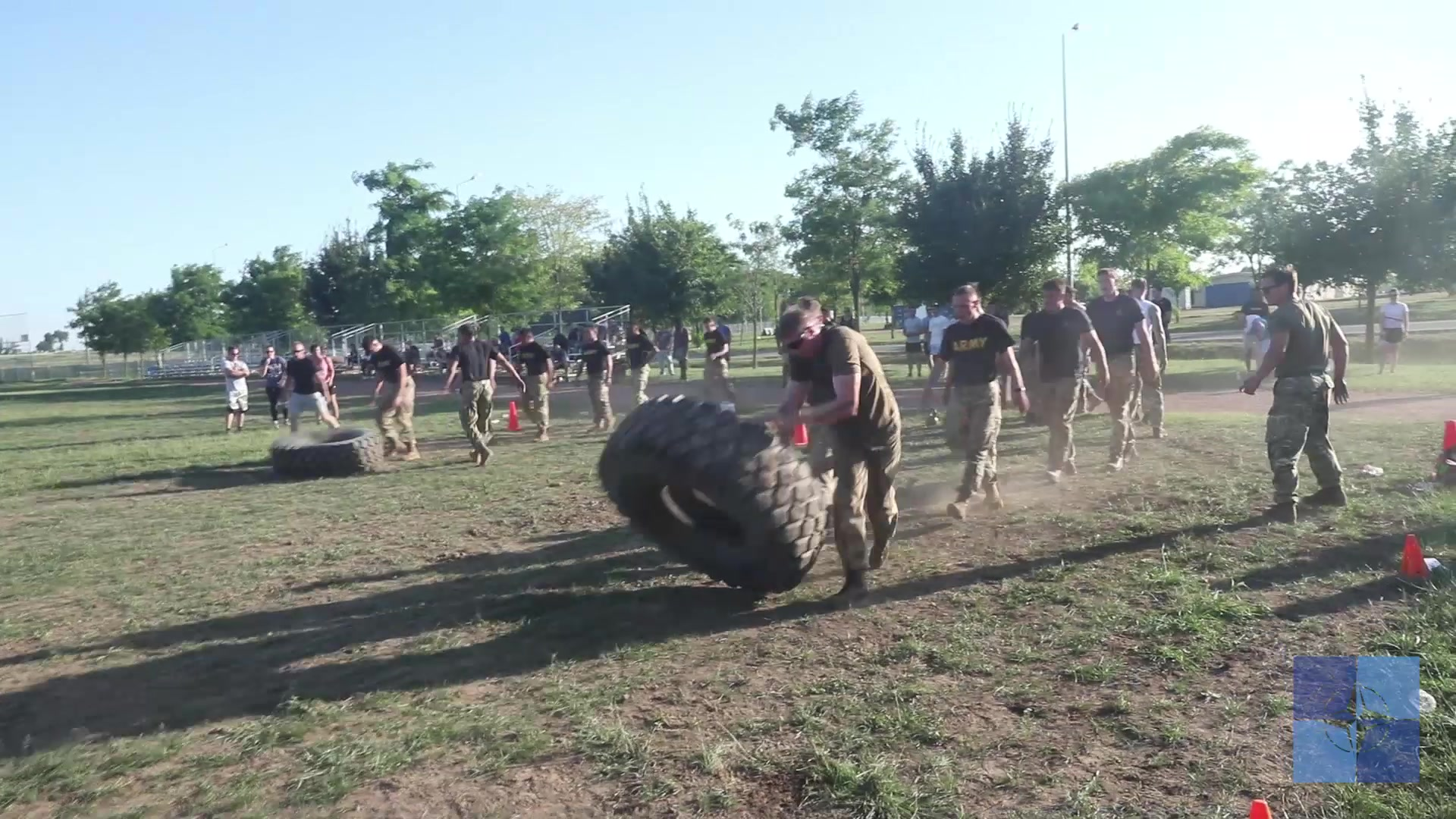 Battle PT Finale: U.S. vs NATO Team