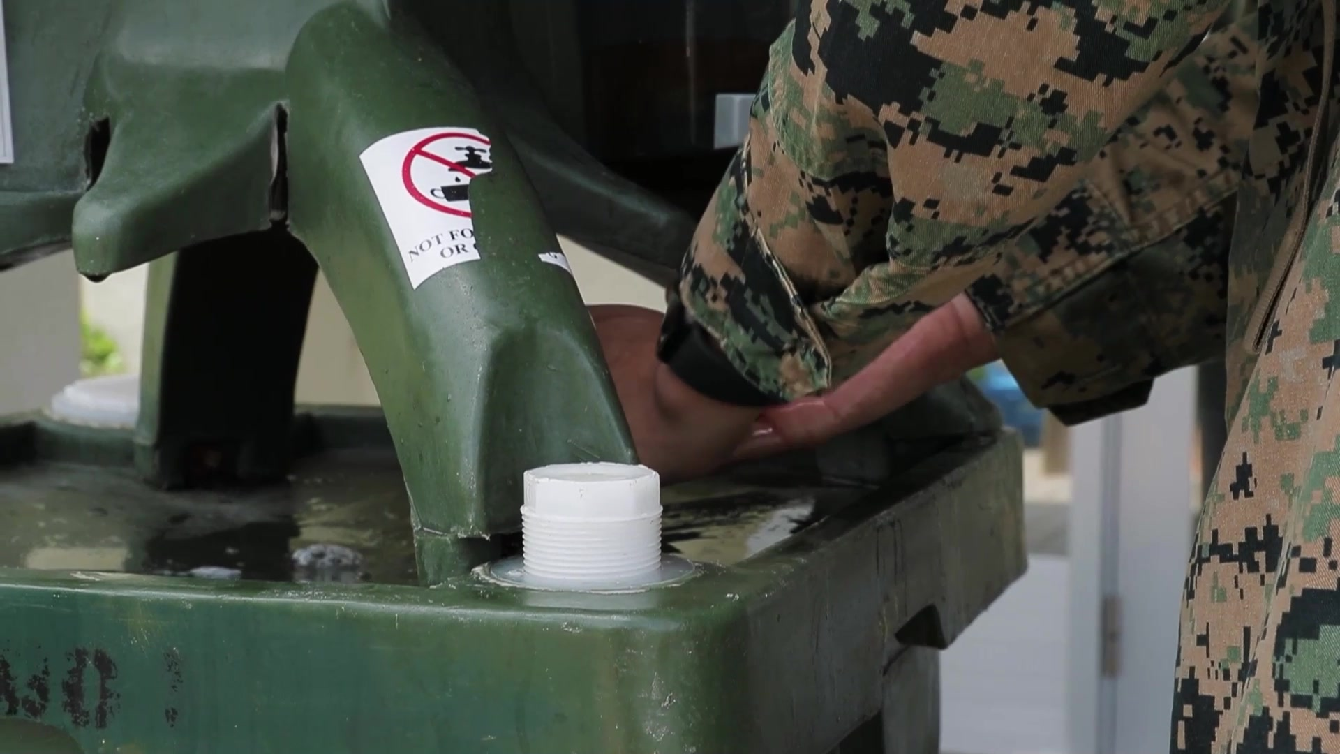 III MEF leadership addreses COVID-19 vaccinations. (U.S. Marine Corps video by Cpl. Nickolas Beamish)