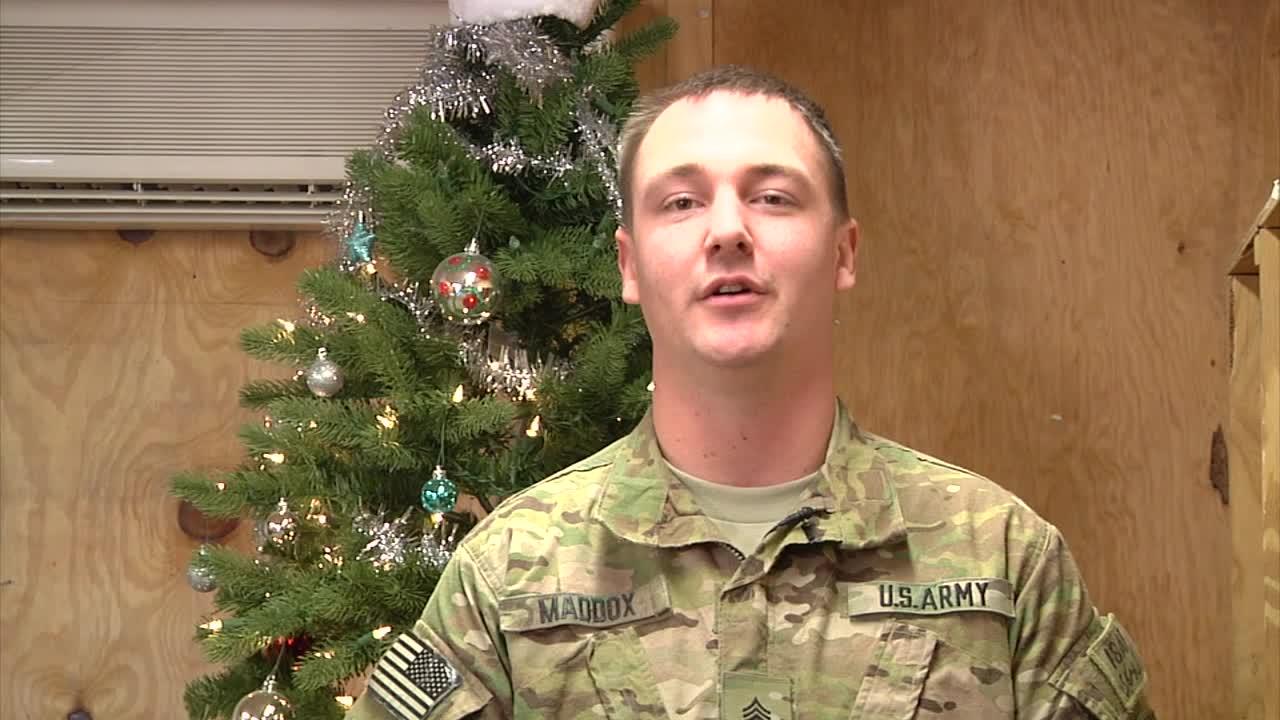 DVIDS - Video - Sgt  Matthew Maddox