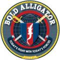 Bold Alligator 12