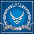 The 68th Air Force Birthday