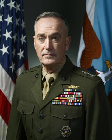 Chairman of the Joint Chiefs of Staff Gen. Joe Dunford