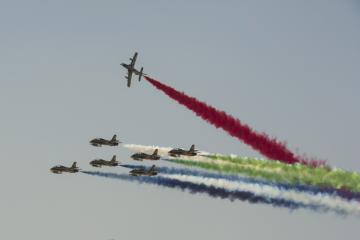 Bahrain International Airshow 2016
