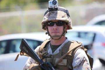 Helmet Cameras in Combat and Training