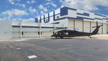 CBP Inaugurates New Aircraft Facilities in Puerto Rico