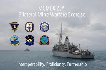 2JA 2016 Mine Countermeasures Exercise