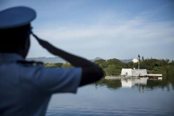 76th National Pearl Harbor Remembrance Day