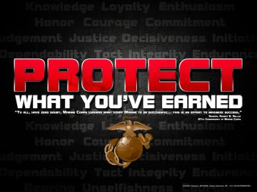 Protect What You've Earned