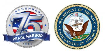 75TH NATIONAL PEARL HARBOR REMEMBRANCE DAY - USN