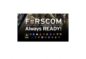 2016 FORSCOM 2nd Annual Marksmanship Competition
